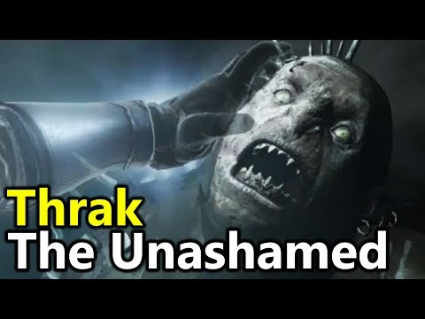 ♥ Thrak The Unashamed - Shadow of War - Twitch Funny Moment Highlight