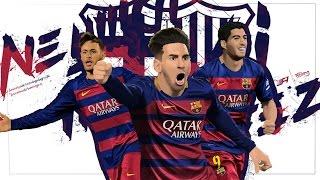 MSN ● Panna Show ● Messi Neymar Suarez ● Barça Trio ● HD