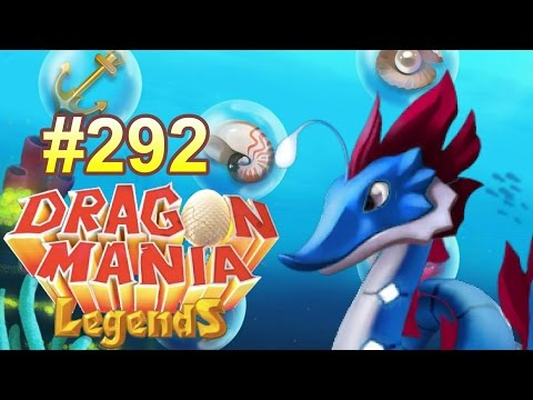 NEW OCEAN THEMED SOLO EVENT?! - Dragon Mania Legends #292