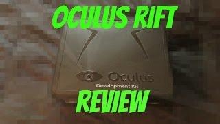 Review - Oculus Rift Dev Kit 1