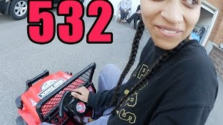 The Time I Got a Sick New Ride (Day 532)