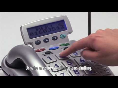 Multifunction Amplified Telephone: CL600