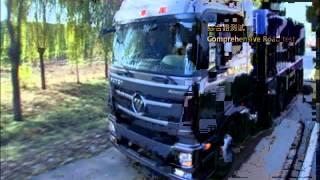 FOTON Video for performance of Auman TL