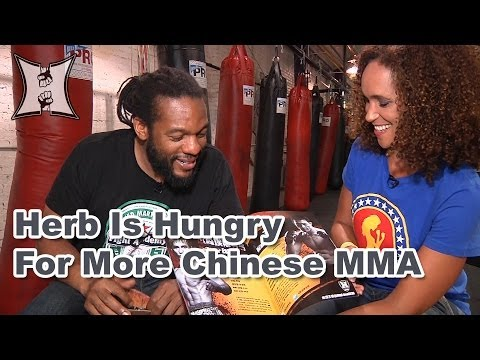 Herb Dean Says RUFF's Chinese MMA Fighters Are Rising Stars