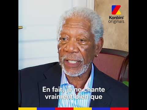 Fast & Curious  Morgan Freeman