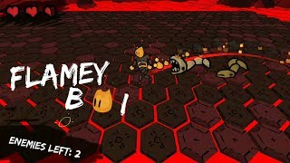 Flamey Boi Gameplay | Android Arcade Game