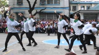 PCU Intrams 2016: Hip-hop Competition (CASSW)
