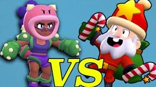 BRAWL STARS - ROSA VS DYNAMIKE SHOWDOWN - Gameplay Walkthrough Part 36 (iOS Android)