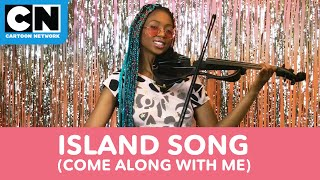 Come Along With Me (Island Song) Cover | Adventure Time | Cartoon Network