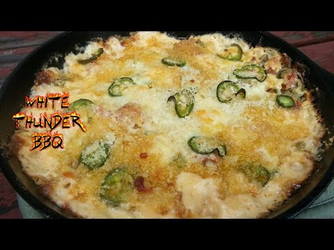 Jalapeno Popper Dip recipe - How to make a bacon and smoked sausage popper dip