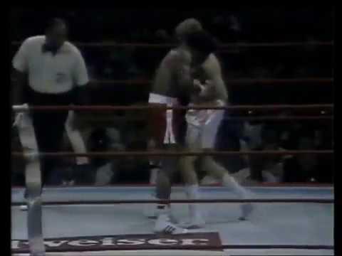 Donny LaLonde v Eddie Davis - Nov 1987