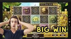 Gonzo's Quest - BIG WIN - 4€ bet!!!