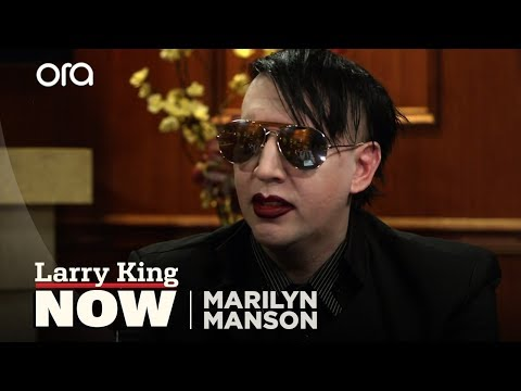 Marilyn Manson: I've Been Blamed For 36 School Shootings | Larry King Now