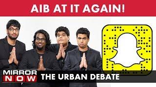 FIR Against Comedy Group AIB – The Urban Debate (July 14)