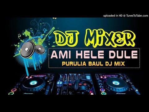 Ami Hele Dule Jabo Soshan Ghate ( Dj Manik Hot Remix)