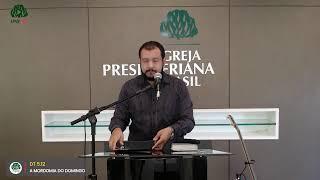 25/04/2021 | Rev. Daniel Arantes | Mordomia do domingo | Dt 5.12