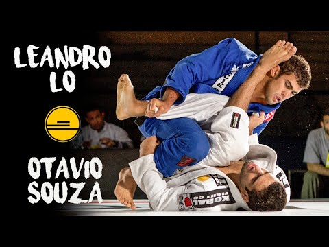 LEANDRO LO VS OTAVIO SOUSA - SEASON 1 - MIDDLEWEIGHT GRAND PRIX