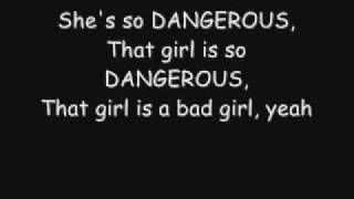 Akon Ft Kardinal Official - Dangerous (lyrics)