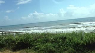 Flaggler beach Florida/ Знакомство с Флаглер бич.