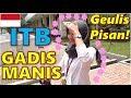 AKHIRNYA KETEMU GADIS MANIS Di ITB(Institut Teknologi Bandung)