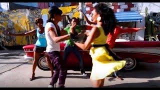 Сальса - потрясающий Кубинский танец.