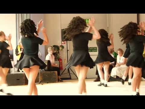 Thumbnail: The Ace Academy of Irish Dance - - The 18th Annual Crawley Irish Festival, W. Sussex. 25.08.13