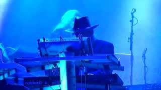 Tangerine Dream - The silver boots of Bartlett Green (live, Vienna, Austria, 2014)
