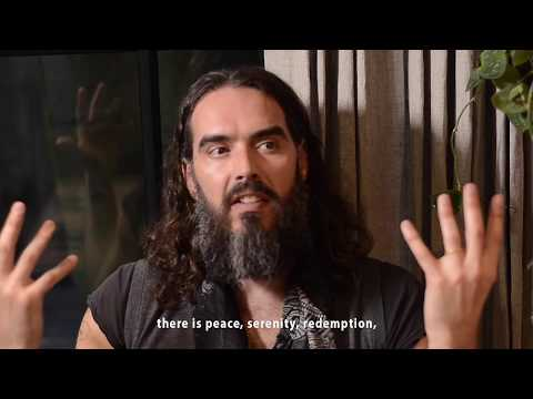 Men, It's OK To Talk | Russell Brand