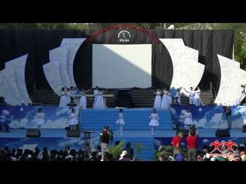 Múa khai mạc Đại hội giới trẻ TGP Sài Gòn 2015 - SVCG Hồng Ân