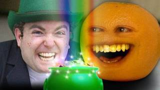 Annoying Orange - Luck o