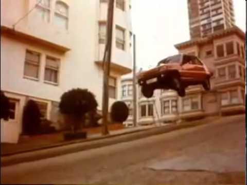 1985 France Renault 5 Le Car commercial San Francisco USA