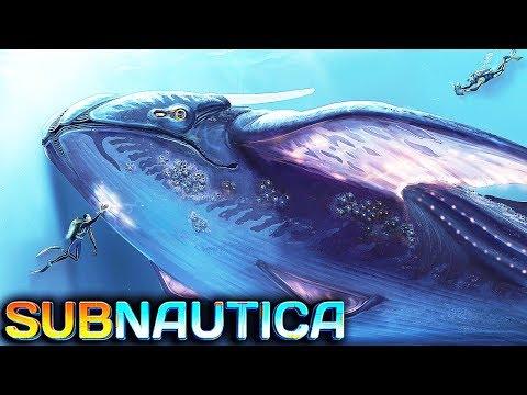 SUBNAUTICA BELOW ZERO = O MAIOR BICHO DO JOGO FOI REVELADO (DLC)