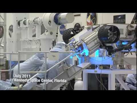 New Mars Rover Powered By Plutonium Youtube