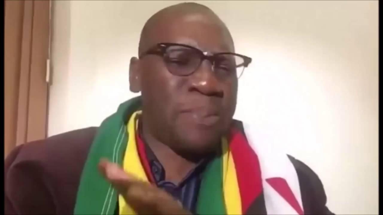 Zimbabwe's Pastor Evan Mawarire  Released! - Evan Mawarire  Speaks - Zimbabwe Celebrates!