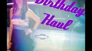 Birthday Haul!!! Thumbnail