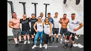 Training With Regionals Athletes HURTS!