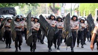 POLISI Kepung Markas FPI Di Petamburan, Pasca Bentrok Berdarah
