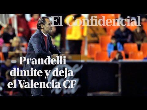 Cesare Prandelli se cansa de Peter Lim y deja el Valencia CF