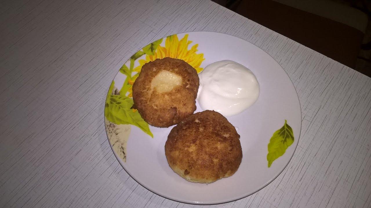 Творожные сырники на завтрак за 5 минут