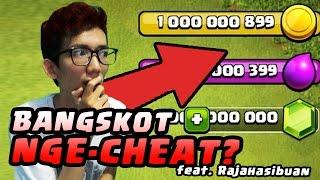 BangSkot NGE-CHEAT? feat Rajahasibuan - Coc Indonesia