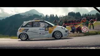 Opel ADAM Cup 2015 - Rallye Mont Blanc Morzine - Opel Motorsport #ADAMCup