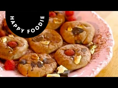 Chocolate Brownie Biscuits | Miranda Gore-Browne