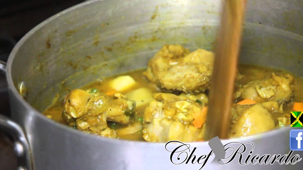 One of the best caribbean curry chicken recipe recipes by chef one of the best caribbean curry chicken recipe recipes by chef ricardo youtube forumfinder