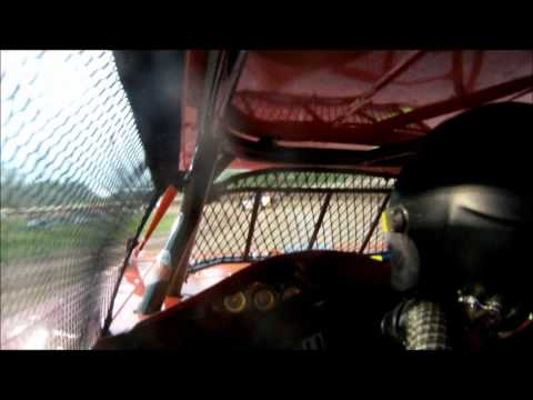 Cory Mahder - May 20th 2011 - In-Car - 3rd Place - Heat - Red Cedar Speedway