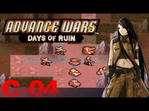 advance wars days of ruin sex
