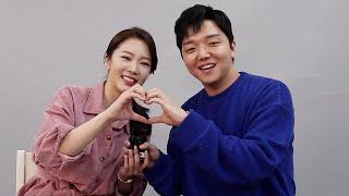"[TV텐] 배슬기♥심리섭 ""평생 사랑하는 마음 변치 않겠다"""