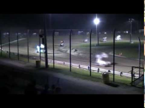 WHIP CITY SPEEDWAY : 750cc Feature 9/5/2009