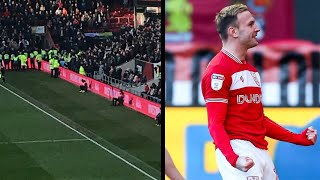 'ANOTHER WIN! AWAY FANS KICKED OFF!!!' Bristol City vs Swansea Vlog #64
