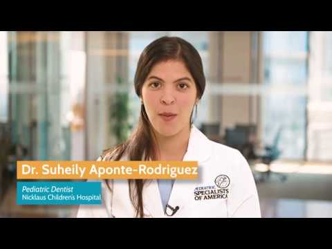Teething Tips from Pediatric Dentist Dr. Suheily Aponte