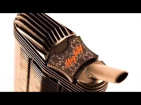 The Mighty – Storz & Bickel – Product Review – ArcticGreenTV